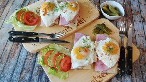 Jaja su štitnjača prehrana koja uključuje mnogo joda