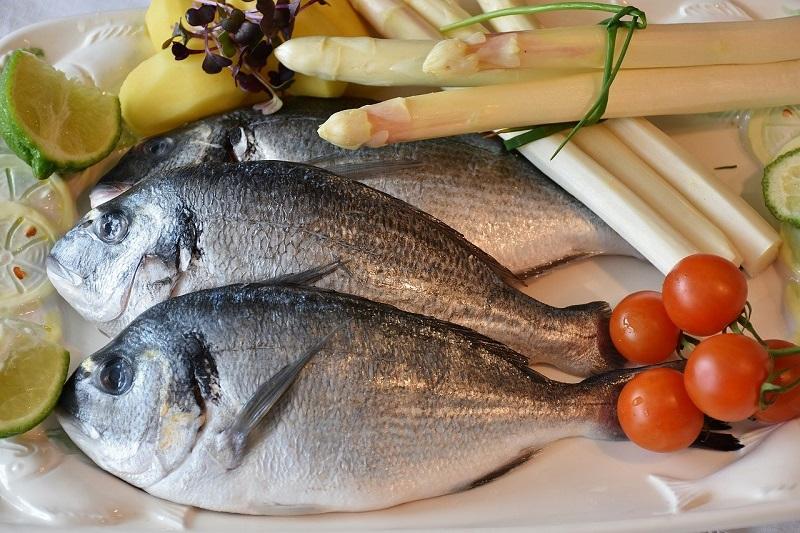 Štitnjača prehrana - ribe